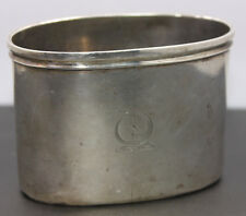 Sterling Silver Toothpick Holder Made in England