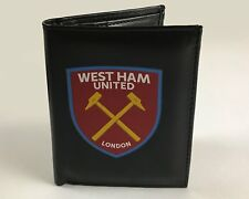 West Ham United Football Club Official Money Wallet with Printed Crest