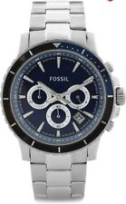 Fossil Briggs Chronograph Blue Dial Men's Watch - CH2927I