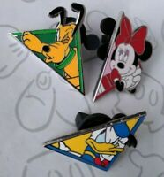 Mickey and Friends Gang Puzzle WDW Promotion Mystery Set Choose a Disney Pin