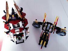 Lego 8107 - Exoforce - Sentaï Golden Tower - Temple doré vaisseau - Incomplet