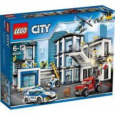 Lego City - 60141 - Le Commissariat de Police - Neuf