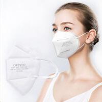 20 x FFP2 Atemschutzmaske Mundschutz 5 lagig CE zertifiziert Maske Mund Nase
