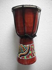 Indonesische Jembe Djembe Trommel Drum Bali TJB08X
