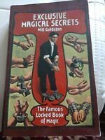 Exclusive Magical Secrets The Famous Locked Book of Magic Will Goldston