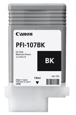 Canon Pfi-107bk Tinte schwarz Standardkapazität 130ml 1er-pack