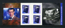 Doctor Who Great Britain Elizabeth II Stamps