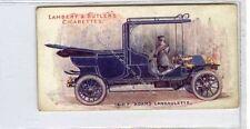 (Ga6382-293) Lambert & Butler, Motors, #5 14 H.P. Adams Landaulette 1908 G-VG