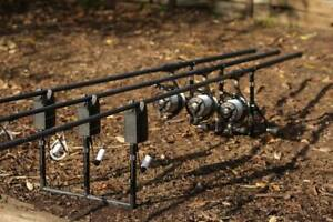 Korda Singlez Black or Stainless Buzz Bar & Bankstick System / JAG Carp Fishing
