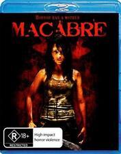 Macabre (Blu-ray, 2013) Region B