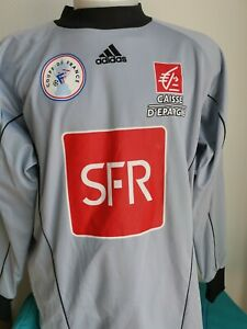 superbe  maillot de football n°16 gardien adidas coupe de france 2002/2003
