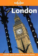 London (Lonely Planet City Guides), Fallon, Stephen, Yale, Pat, Very Good Book