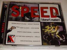 CDHF When SPEED Doesn't Matter [Fitness Music 175-195 BPM (2004 Dynamix))