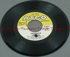 """1968 Psychedelic VANILLA FUDGE Thoughts / Take Me For A Little While VG+ 7"""" 45"""