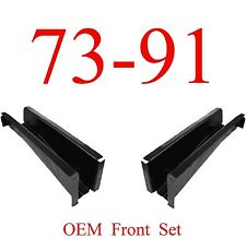 OEM 73 91 Chevy Blazer Front Floor Support Set, GMC Jimmy Suburban 0850-309
