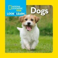 Look & Learn: Dogs (Board Book)