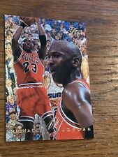 MICHAEL JORDAN 1995-96 Flair Basketball #15 Chicago Bulls SHARP NM-MT or better