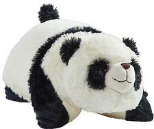 Pillow Pets Comfy Panda Plush Chenille Throw Pillow