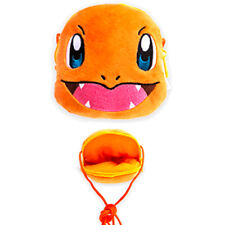 """Pokemon Charmander 5"""" Coin Purse Brand New Official Product"""