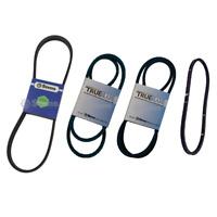 Belt Kit Fits Toro Mid-Size Proline Gear Traction Unit 30117 30165 30180 Mowers