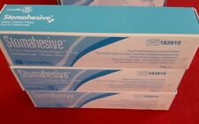 LOT 3 ConvaTec  Stomahesive Paste, Protective Skin Barrier & Filler