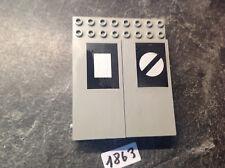 Lego 12 V Eisenbahn:  Schalter für elektrische Weichen