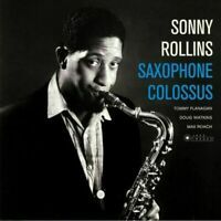 Rollins- Sonny	Saxophone Colossus (New Vinyl)