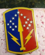 COMBAT SERVICE ID.BADGE, 174TH AIR DEFENSE ARTILLERY BRIGADE for wear on ASUs