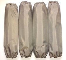 Shock Covers Arctic Cat 366 400 500 650 700 950 Silver/Grey ATV Set of 4