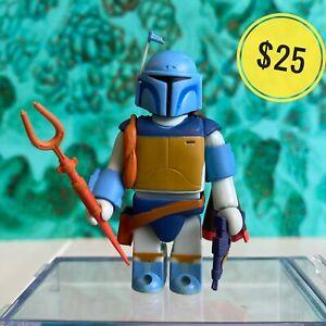 Holiday Special Boba Fett Star Wars Kubrick Medicom Minifigure, Lego Minimates