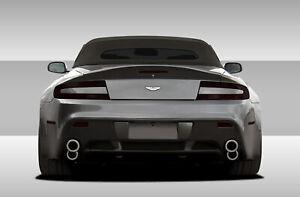 06-16 Aston Martin Vantage Eros V.1 Duraflex Rear Body Kit Bumper!!! 109646