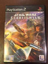 STAR WARS STARFIGHTER PS2 - 2001 - excellent condition