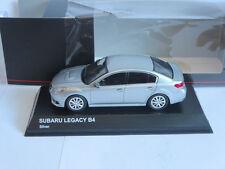 Kyosho 1:43 Subaru Legacy B4 silver 03650S Brand new