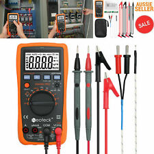 Auto Ranging 4000 Digital Multimeter True RMS Multi Tester AC/DC OHM Meter AUS
