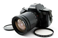 Canon EOS 650 Body 35mm SLR Film Camera tamron 28 200mm f3.8 5.6  From Japan