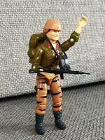 GI Joe ARAH Duke V2 Figure Cobra Vintage Original 1988 action figure complete