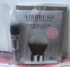NEW! It Cosmetics Deluxe Travel Airbrush Foundation Brush #101 for Ulta