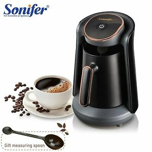 NEW 800W Automatic Turkish Coffee Maker Machine Cordless Electric