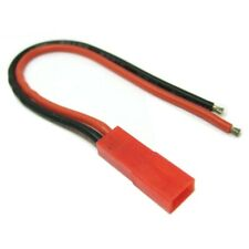 Etronix Female Jst Connector With 10Cm 20Awg Silicone Wire ET0625