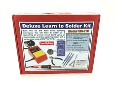 Elenco Deluxe Learn to Solder Kit: SK-175 I Learn By Doing I Educational (TOY132