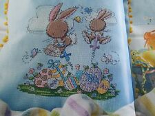 'Hop To It! Lili Of The Valley cross stitch charts(only)