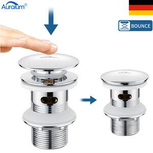 Sifon Siphon Pop Up Ablaufventil Waschbecken Abfluss Ablaufgarnitur Waschtisch