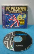 JUEGO PC CD-ROM CASTELLANO COMPLETO PAL - PC PREMIER PC FUTBOL LIGA INGLESA