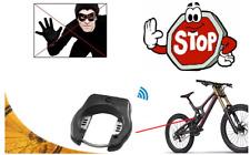 I LOCK IT+Fahrradschloss mit Smartphonesteuerung/Speichenausweichung/110dB Alarm