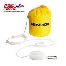 "SEADOO OEM Sandbag Anchor 295100211 Yellow - 600-Denier Polyester - 12.5"" x 9"""