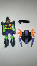 Banzai-Tron Razor-Sharp 100% Complet Action Masters 1990 Vintage G1 Transformers