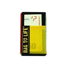 BAG TO LIFE Travel safe Wallet Geldbeutel Portemonnaie Upcycling Rettungsweste