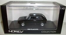 NOREV 1/43 - 840078 VW GOLF MK1 1976 BLACK LHD