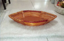 Newborn baby handmade boat bassinet basket photography photo props D-20