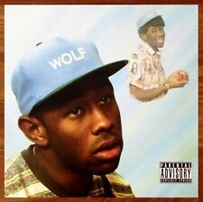 TYLER THE CREATOR Wolf Ltd Ed RARE New Poster! ODD FUTURE EARL SWEATSHIRT HODGY
